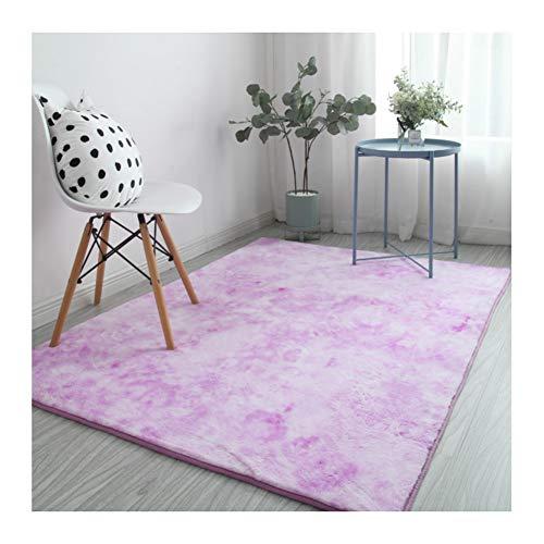 Faux bont schapenvacht tapijt vierkant zacht pluizig pluizig gebied tapijten cover stoel kussen pad voor slaapkamer vloer woonkamer slaapzaal huis decoratief, nachtkleed 120x160cm(4x5.2ft) H