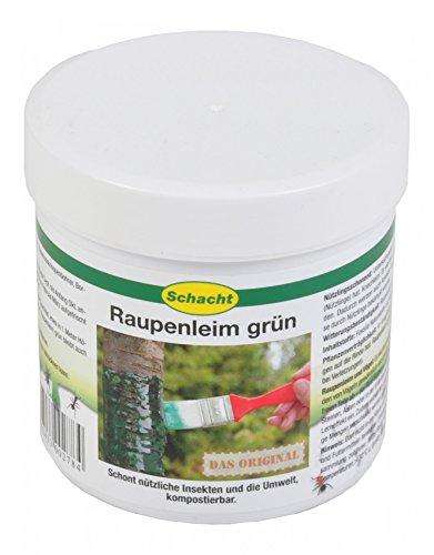Schacht Raupenleim grün 250 g