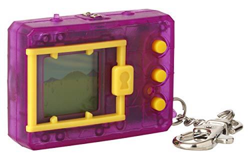 Digimon Bandai Original Digivice Virtual Pet Monster - Translucent Purple
