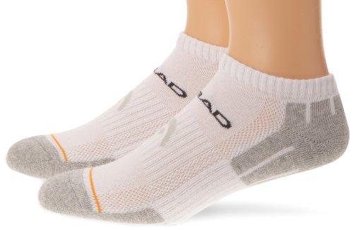 Head Performance - Chaussettes de sport - Lot de 2 - Homme - Blanc (White) - FR: 39-42 (Taille fabricant: 39/42)
