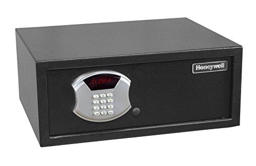 Honeywell Möbeltresor HW-5105 HW-5105-kompekter, robuster Stahltresor, 32,2 Liter, Black, 32.2 litres
