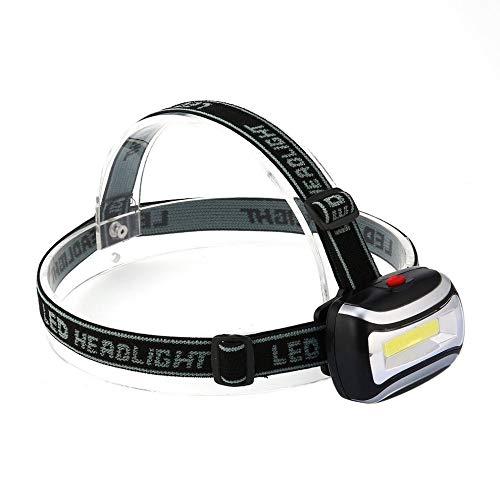 2000LM impermeable LED faro linterna cabeza luz lámpara durable camping pesca linterna
