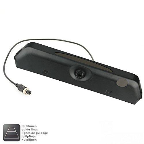 Ampire KV-IVECO-6 Caméra de recul pour Iveco Daily 6 à partir de 2014