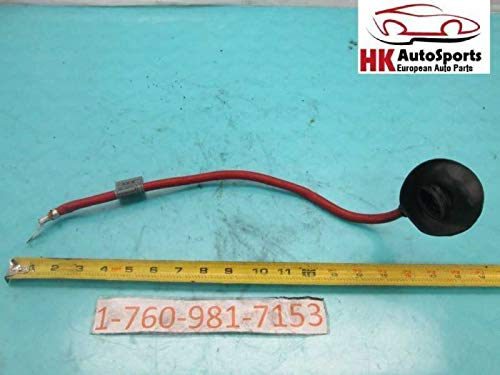 New AUTO PARTS LAB Jump to Starter Positive Battery Cable Plus Pole Fits BMW E46 325i 330i 323i M3 9...