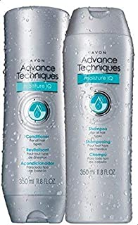 Avon Advance Techniques Moisture IQ Shampoo & Conditioner