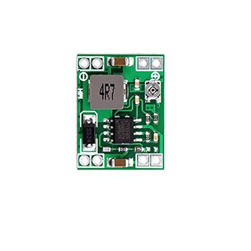 1 Stück MP1584EN Step Down Converter - 4,5-28V bis 0,8-20V Einstellbar Spannungswandler DC DC Wandler, 4mm Dicke Ultra Kleine Buck Converter 3A für Arduino DIY