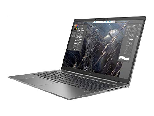 HP Workstation Mobile ZBook 15 G7-39,62 (15,6 Pollici) - Core i7 10510U - Argento
