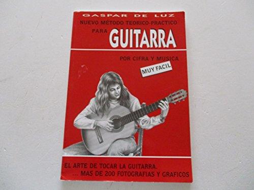 Metodo (Musica y Cifra) para Guitarra (Nueva Edicion)