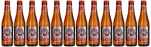 Trooper Sun and Steel Sake Lager (12 x 330ml)