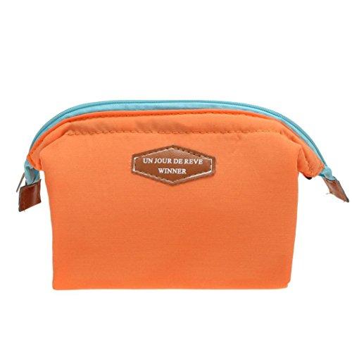 Speedrid Süße Frauen Lady Reisen Make-up Tasche Kosmetik Tasche Clutch Handtasche lässige Handtasche
