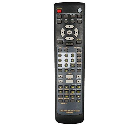 RC5300SR afstandsbediening voor Marantz AV-ontvanger systeem vervangen RC5400SR RC5600SR door QINYUN