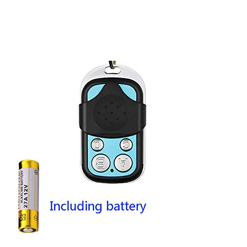 433 MHz Wireless 4 Push Buttons Cover RF Remote Control