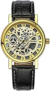 DOOBO Casual Watch For Men Analog Leather - D010