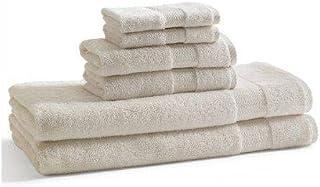 Indigo Soft Cotton 6 Piece Towel Gift Set