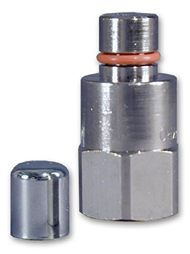 Lot of 2 ANSUL PYRO-CHEM 2L Nozzle for Kitchen Knight II UL-300 Fire Suppression System. Includes Stainless Steel Cap. # 551027