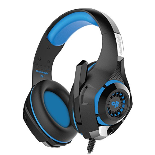Cosmic Byte GS410 Headphones with Mic and for PS5, PS4,...