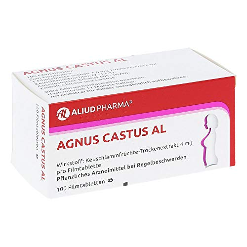 AGNUS CASTUS AL Filmtabletten 100 St