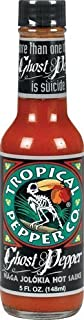 Tropical Pepper Company Ghost Pepper Naga Jolokia Hot Sauce 5 Fl Oz by Tropical Pepper Co