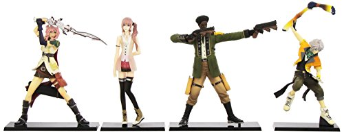 Final Fantasy XIII Action Figure - Trading Arts 12 CM