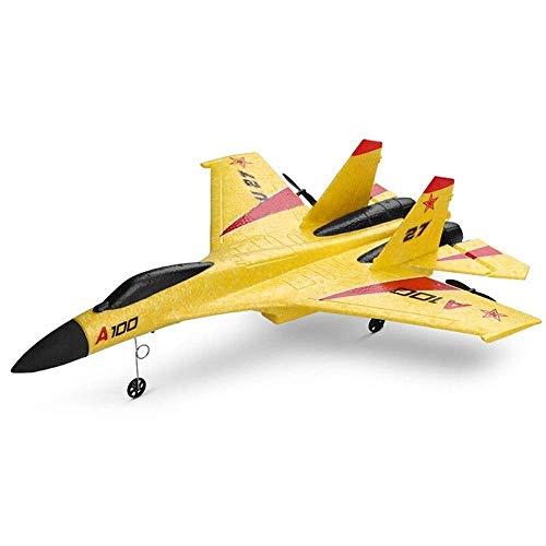 GJJSZ Modellfahrzeuge Flugzeug Indoor/Outdoor Hubschrauber Spielzeug Teile Geschenke für Kinder Peripheriegeräte/Geräte Modellflugzeug Flugsimulator Fernbedienung EPP Micro Indoor Modellflugzeug