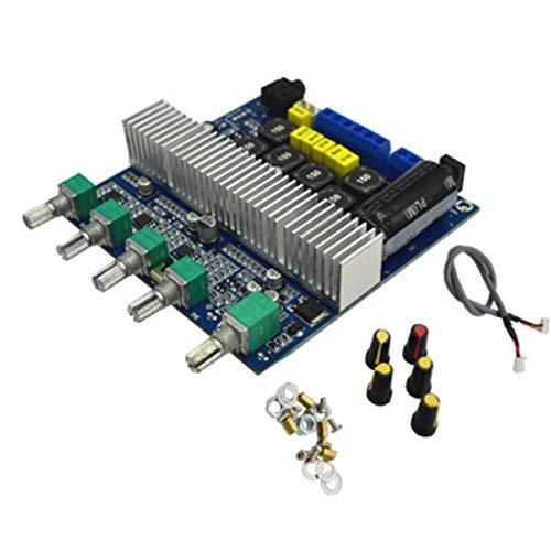 TPA3116 Subwoofer-Verstärkerplatine 2.1 Kanal Bluetooth Power Amplifier Board Utility to Use