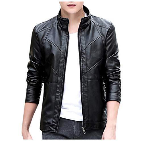 Blouson Homme Mi Saison,Blazer Homme Grande Taille,Blouson Homme Coton,Pardessus Homme Slim Fit,Blazer Homme Gris,Noir,XL