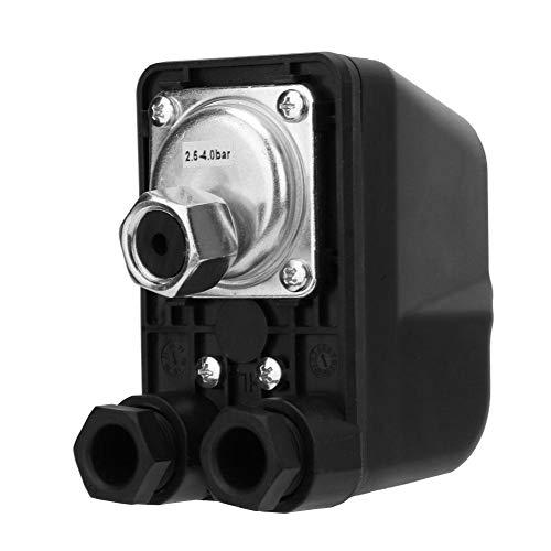 Contrôleur de pompe à eau, interrupteur électronique de commande de pression de commutateur de pompe à eau automatique pour booster de pompe à eau