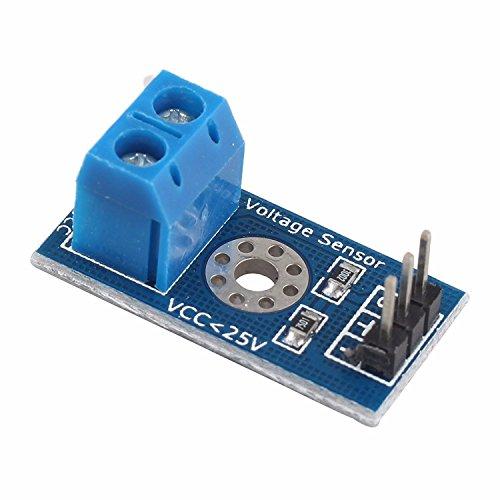 Max. 25 V Spannungsprüfer Bereich 3 Klemme Sensor Modul für Arduino