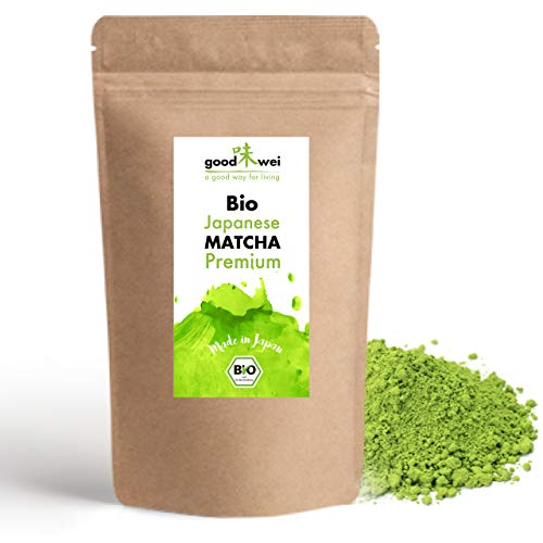Original japanischer Bio Matcha Tee Premium (500g)
