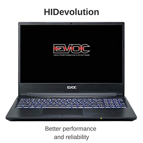 Compare HIDevolution EVOC (EV-NH70RAQ-HID11) vs other laptops