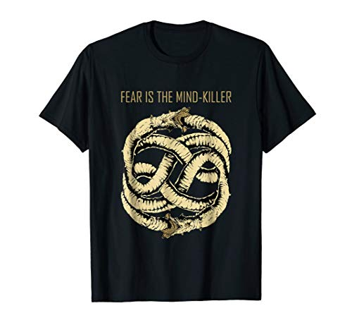 Dune Gift Fear is The Mind Killer Shirt