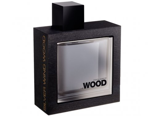 Photo of Dsquared2 He Wood Silver Wind Wood Eau De Toilette Spray – 100ml/3.4oz