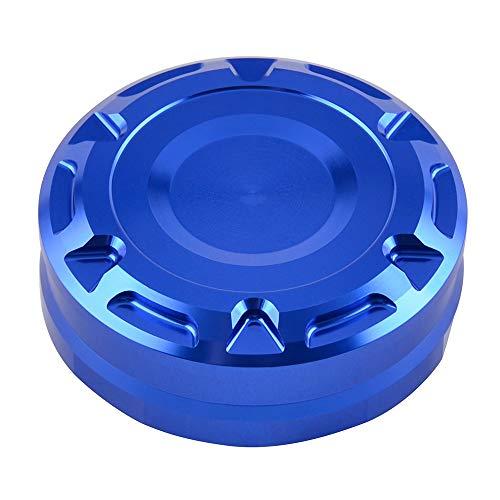 XFC-MTC, Front Bremsflüssigkeitsbehälter-Abdeckung Zylinder-Kappe for BMW F650CS F650GS F700GS F800GS ADV F800GT F800R F800ST 00-2018 F 650GS 800GS (Farbe : Blue)