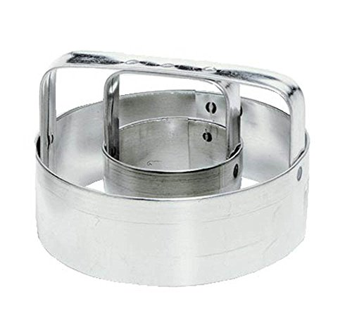 "Kitchen, Dining & Bar Donut Cutter 3"" Round For Doughnut or Cookies Bakeware - Kitchen Tools & Gadgets"