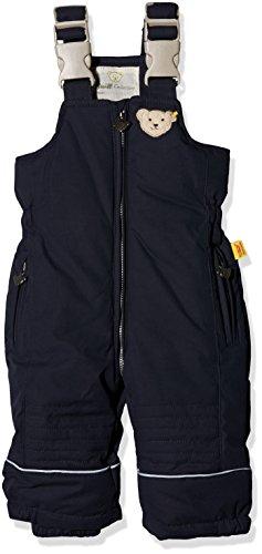 Steiff Unisex Schneehose Sportswear-Set, Blau (Marine 3032), 74