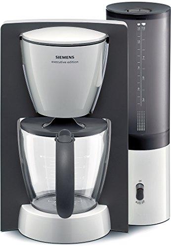 Siemens TC60301 - Cafetera de goteo, 1100 W, color blanco