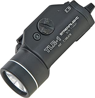 Streamlight 69110 TLR-1 Weapon Mount Tactical Flashlight Light – 300 Lumens
