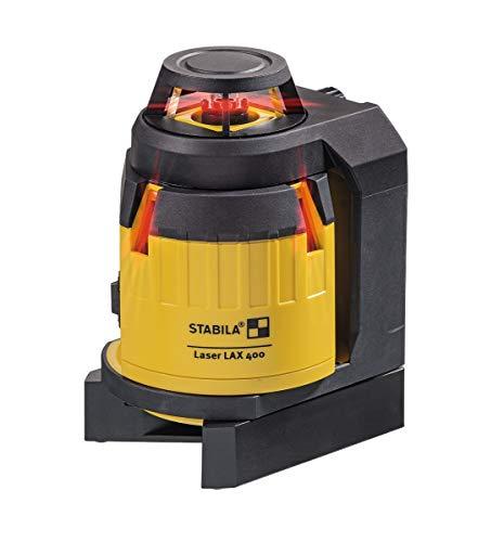 STABILA 18702 Multilinien-Laser LAX 400, 5-teiliges Set
