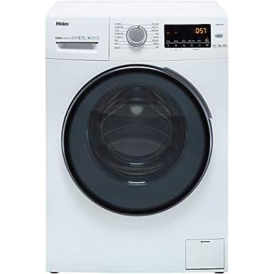 Haier HW80-B1439 8Kg Washing Machine with 1400 rpm - White