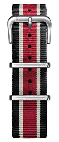 Oxygen Unisex Nylon Uhrenarmband EX-NN-STR-20-BLIVRE