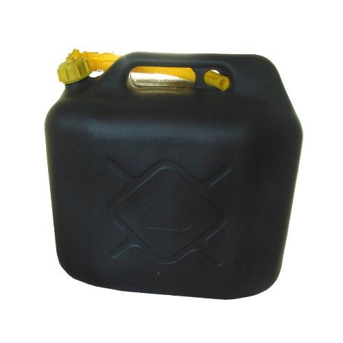 AD Tuning Kunststoff Kanister, Volumen: 20 Liter (Lieferung ohne Inhalt). Inkl. Ausgieser - Schnorchel.