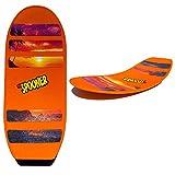 """Spooner Boards Pro - Orange 25.5"""" L x 11.25"""" W"""
