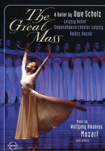 Various Artists - The Great Mass (NTSC)