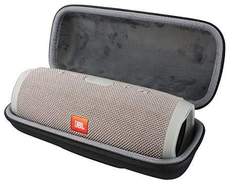co2CREA Veranstalter Hart Reise Lagerung Tragen Taschen Hülle für JBL Charge 3 Drahtloser Bluetooth Handy Lautsprecher