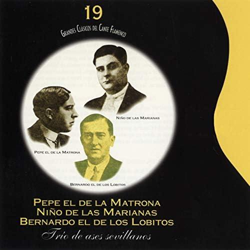 Pepe De La Matrona, Niño de las Marianas & Bernardo el de los Lobitos