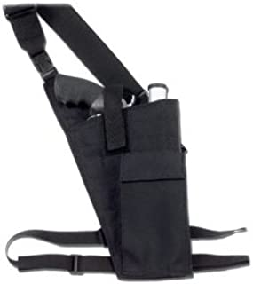 Elite Survival Systems Hunting Shoulder Holster Fits Scoped Pistols Right Hand HMS-RH Hunting Shoulder Holster Fits Scoped Pistols Right Hand Black