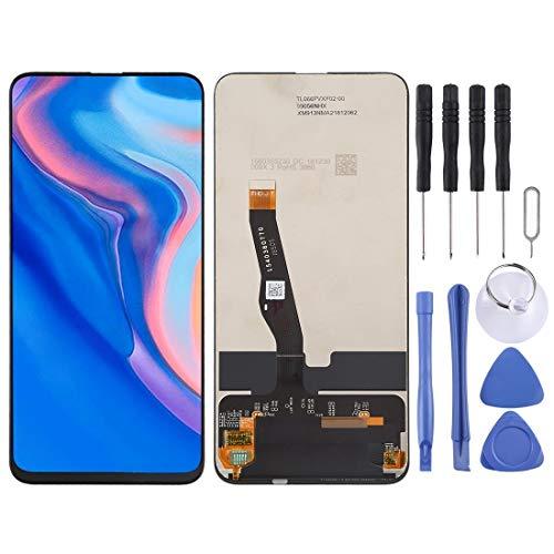 Consumer Electronics LCD-scherm LCD-scherm en Digitizer Volledige Vergadering for Huawei P Smart Z (zwart) Reparatie Onderdelen (Color : Black)