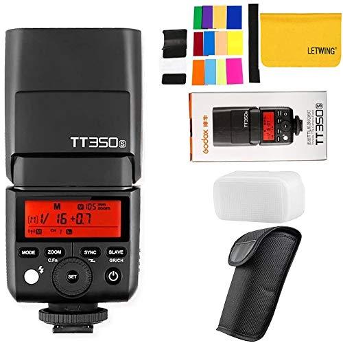 GODOX TT350S 2.4G HSS 1 / 8000s TTL GN36 Camera...