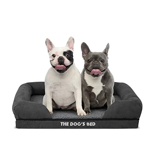 The Dog's Bed Waterproof Orthopedic Dog Bed