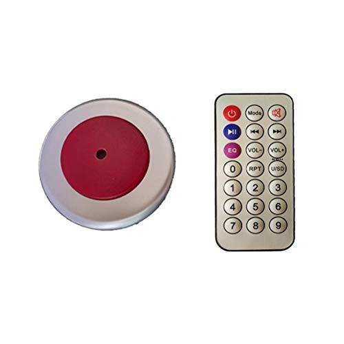 LAOZI Funny Remote Control Fart Machine, Remote Gag Gift Joke Prank Novelties Machine Sound Generator for Halloween